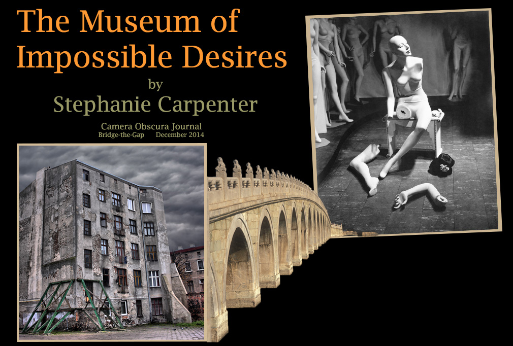 The Museum of Impossible Desires by Stephanie Carpenter
