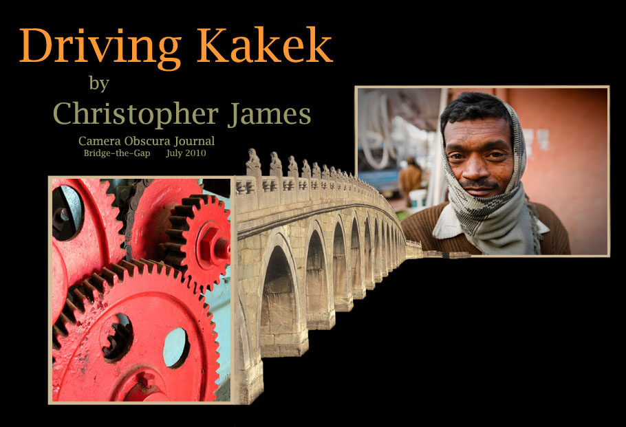 Driving Kakek by Christopher James
